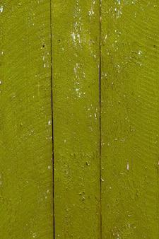 Madeira verde amarela. país cor taiwan. textura de madeira pintada.