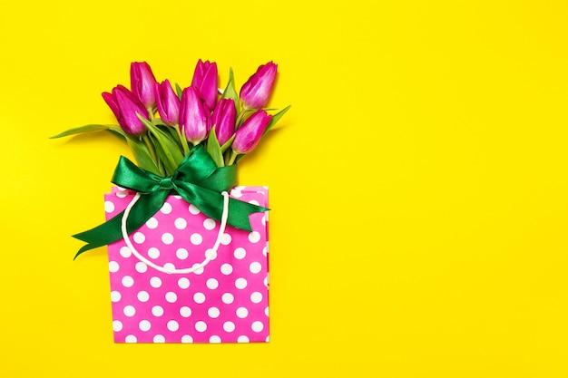 Mães romântico bela floração dia