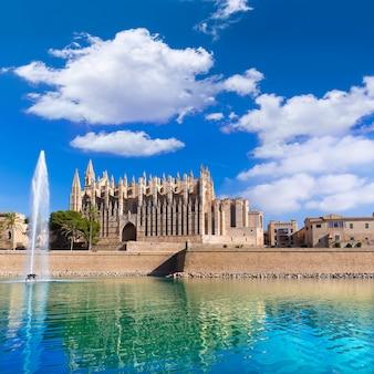 Majorca palma cathedral seu seo de maiorca