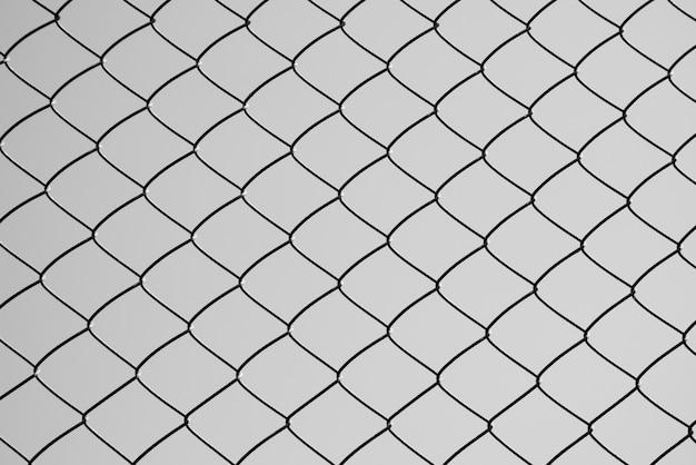 Malha de aço de textura de fundo abstrato