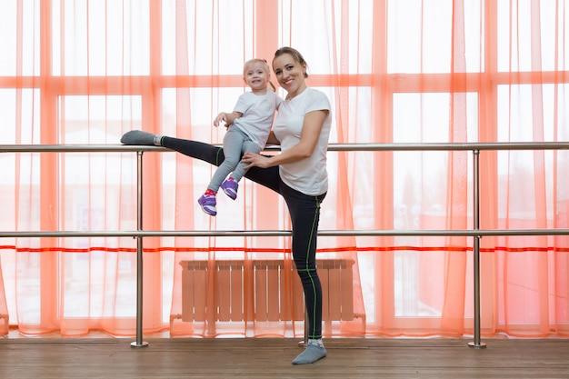 Mamãe e o conselho estão envolvidos na máquina coreográfica.