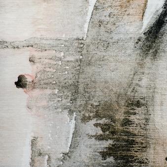 Manchas de aquarela em papel de textura