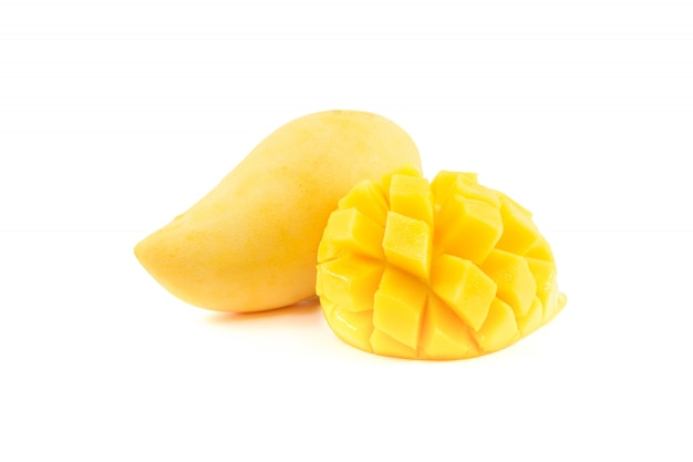 Manga amarela