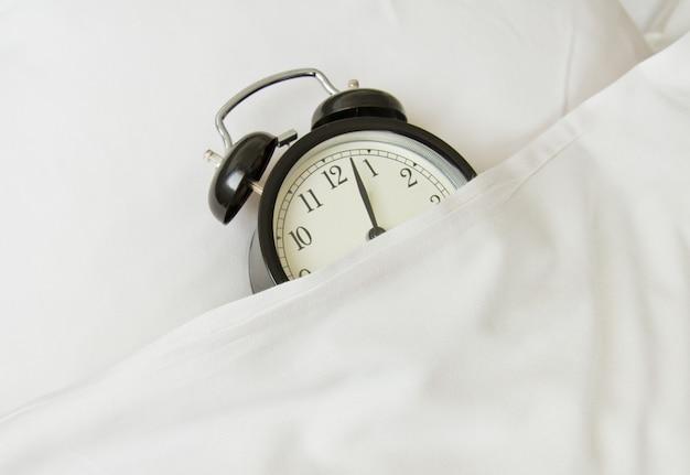 Manhã com sono