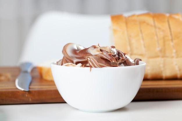 Manteiga de chocolate
