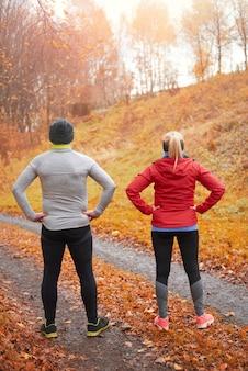 Mantendo seu estilo de vida em forma e saudável