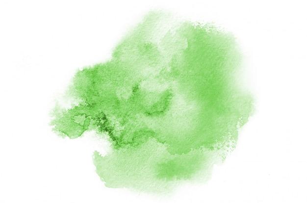 Mão desenhada em forma de aquarela em tons quentes f