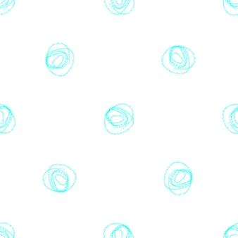 Mão desenhada flocos de neve sem costura padrão de natal. flocos de neve voando sutis em flocos de neve de giz fundo. sobreposição de neve handdrawn de giz incrível. decoração deslumbrante da temporada de férias.