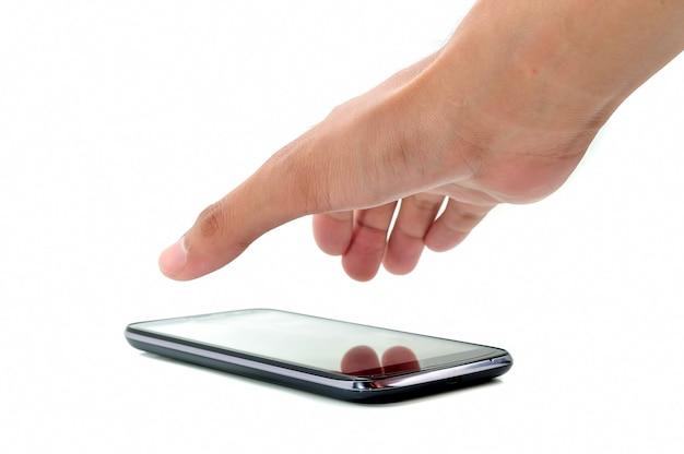 Mão quero pegar o celular
