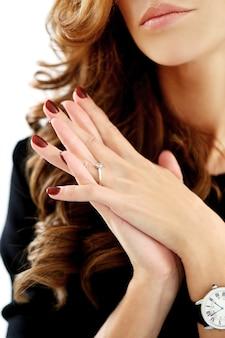 Mãos bonitas