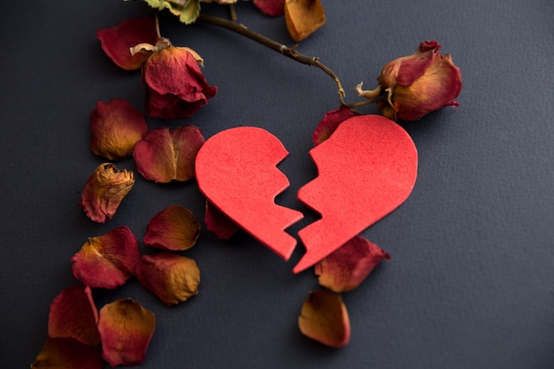 Mãos da esposa, marido assinando decreto de divórcio, dissolução, cancelamento de casamento, documentos de separação judicial, preenchimento de papéis de divórcio ou acordo pré-marital preparado por advogado. anel de noivado