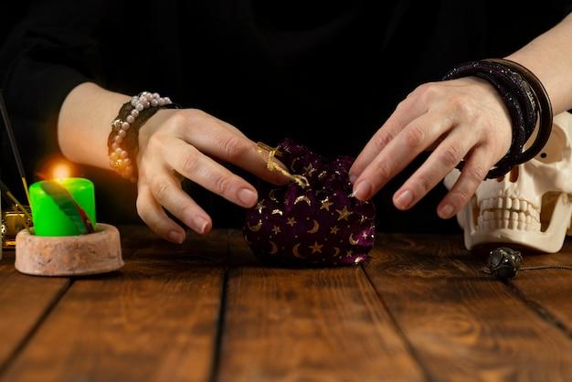 Mãos do adivinho