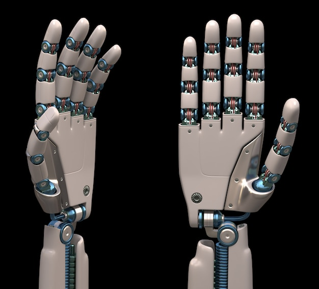 Mãos robóticas