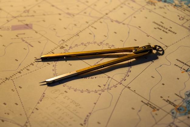 Mapa de navegação