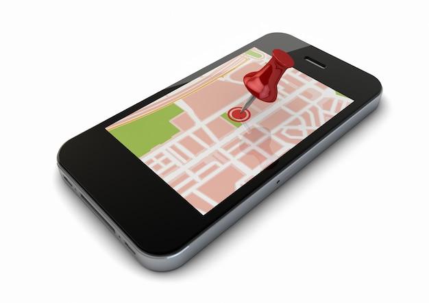 Maps phone