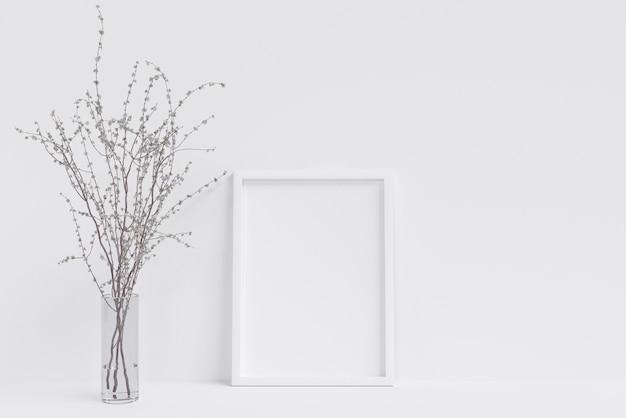 Maquete de quadro branco