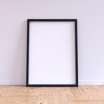 Maquete de quadro