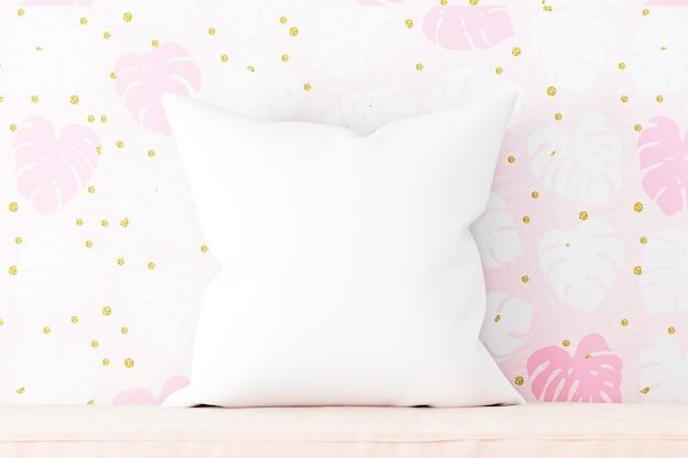 Maquete de travesseiro infantil 585