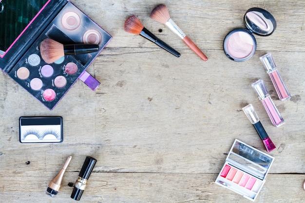 Maquiagem cosméticos