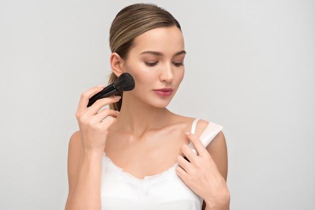 Maquiagem de rosto