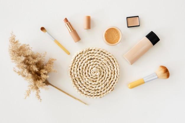 Maquiagem produtos de beleza