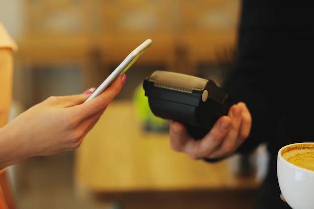 Máquina de cartão portátil