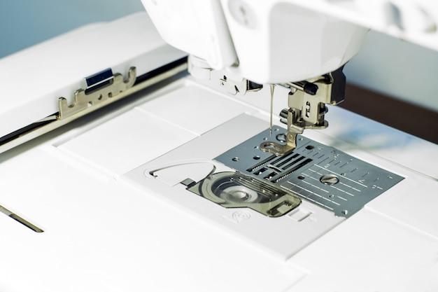Máquina de costura. detalhe