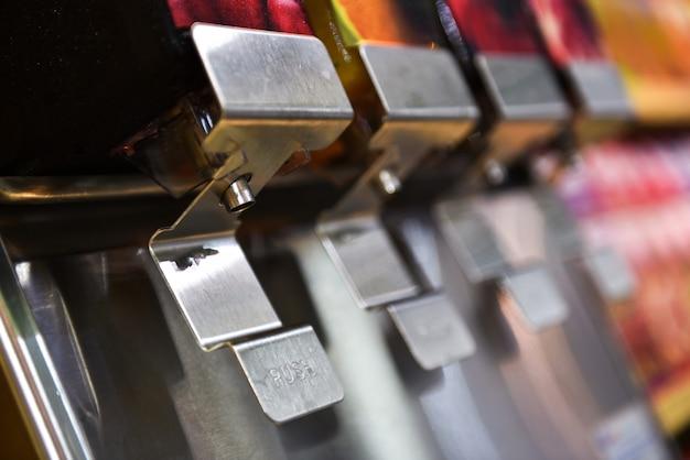 Máquina de equipamentos de bebidas de suco de frutas