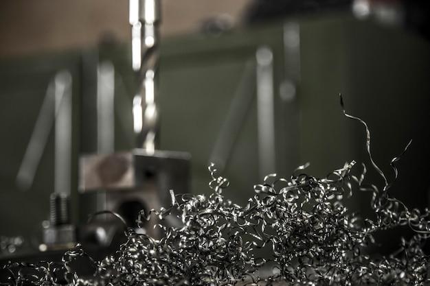 Máquina de perfuração industrial