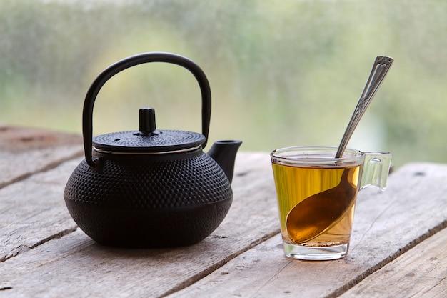 Máquinas de chá rooibos