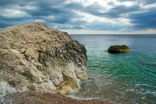 Mar chuvoso