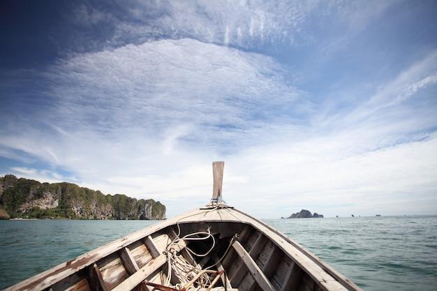 Mar com barco