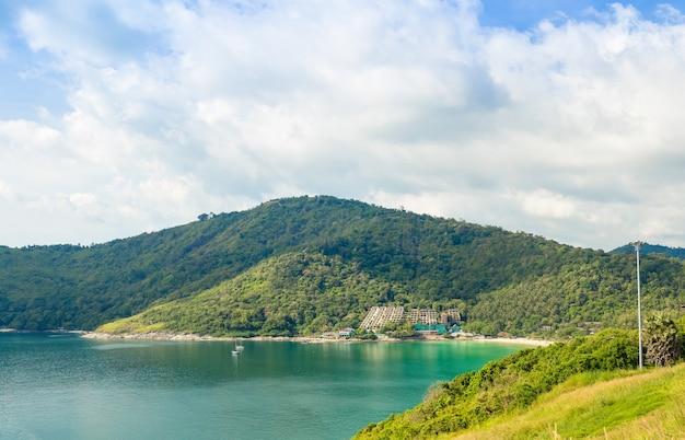 Mar de andaman, phuket, sul de tailândia.