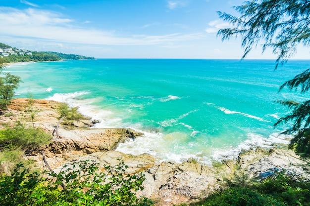 Mar e praia