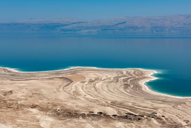 Mar morto em israel