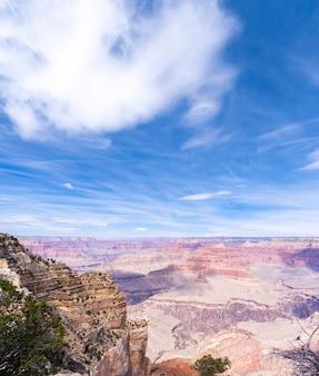 Margem sul do grand canyon