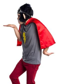 Marido dos super-heróis, um gesto louco