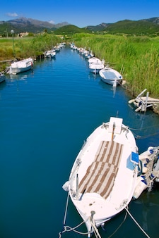 Marina port andratx em maiorca baleares