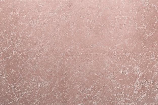 Mármore de cobre abstrato com fundo texturizado