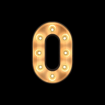 Marquee light número 0
