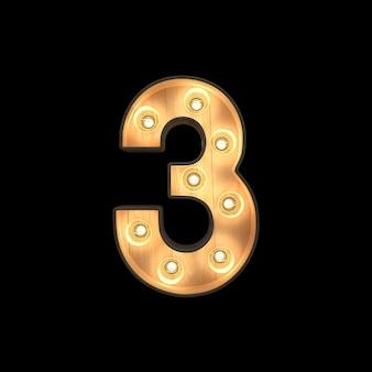 Marquee light número 3