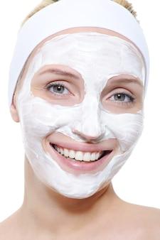 Máscara cosmética