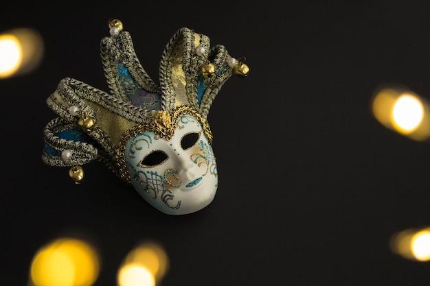 Máscara de carnaval veneziano