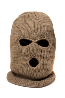 Máscara na cabeça balaclava
