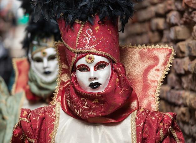 Máscara veneziana de 2015