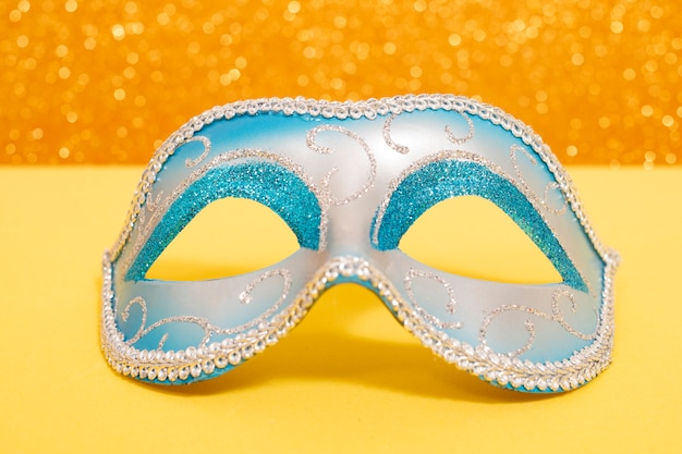 Máscara veneziana de carnaval
