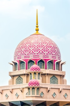 Masjid putra em putrajaya, malásia