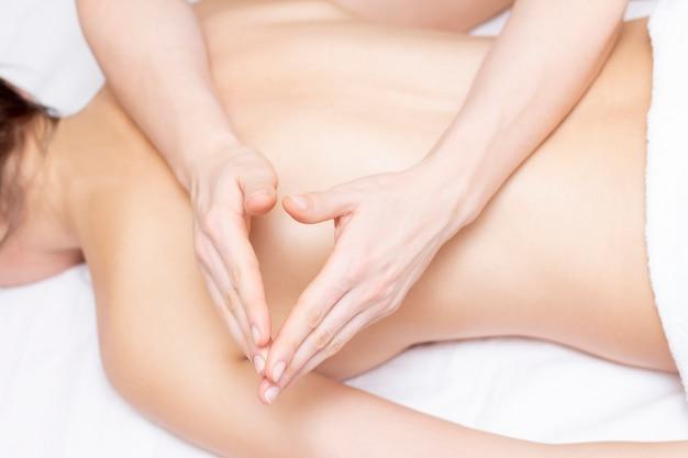 Massagem e cuidados com o corpo
