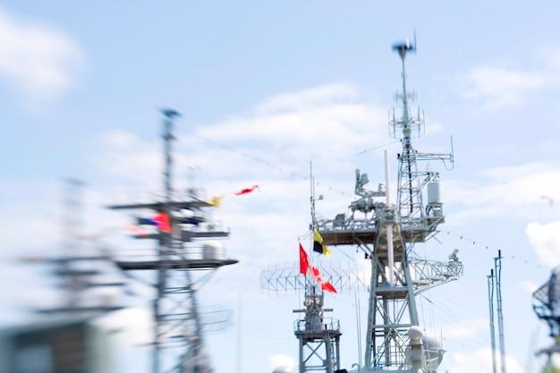 Mastros de navios militares
