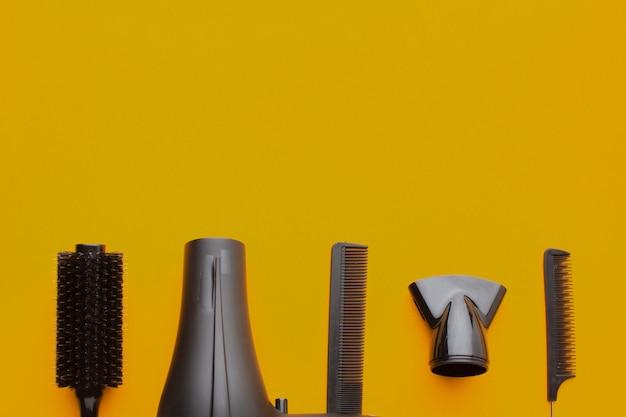 Material de cabeleireiro profissional lay plana
